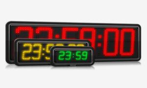 Ipari LED óra kijelző