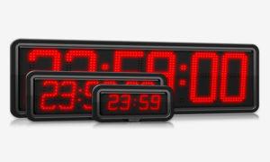 LED óra kijelző