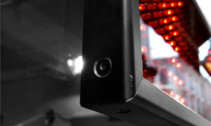 Ultravékony LED fényújság